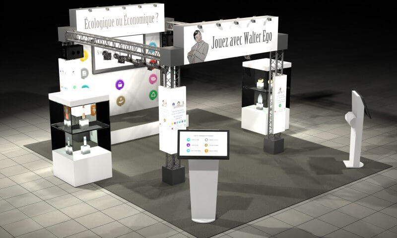 Stand institutionnel