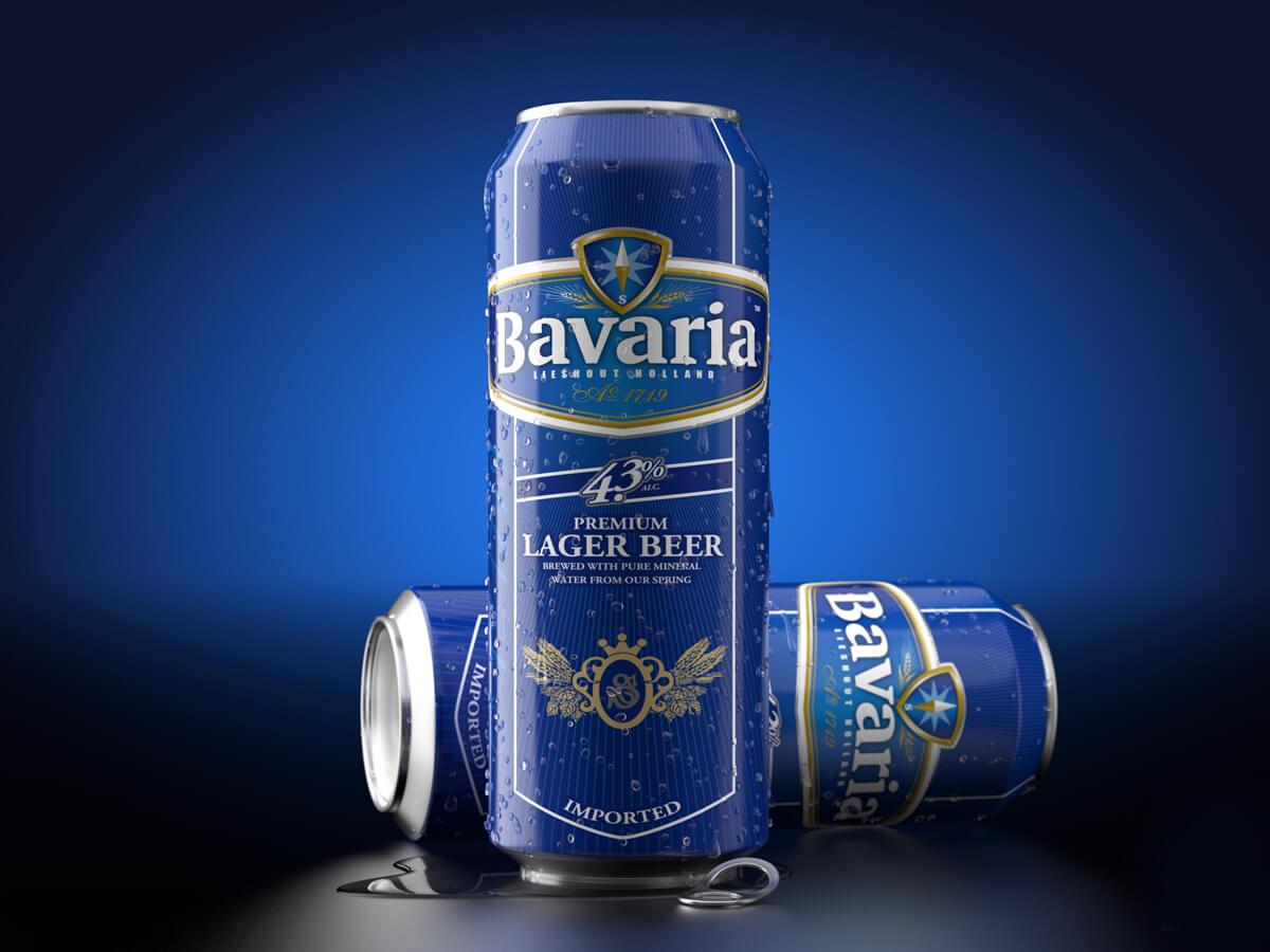 Canette bière