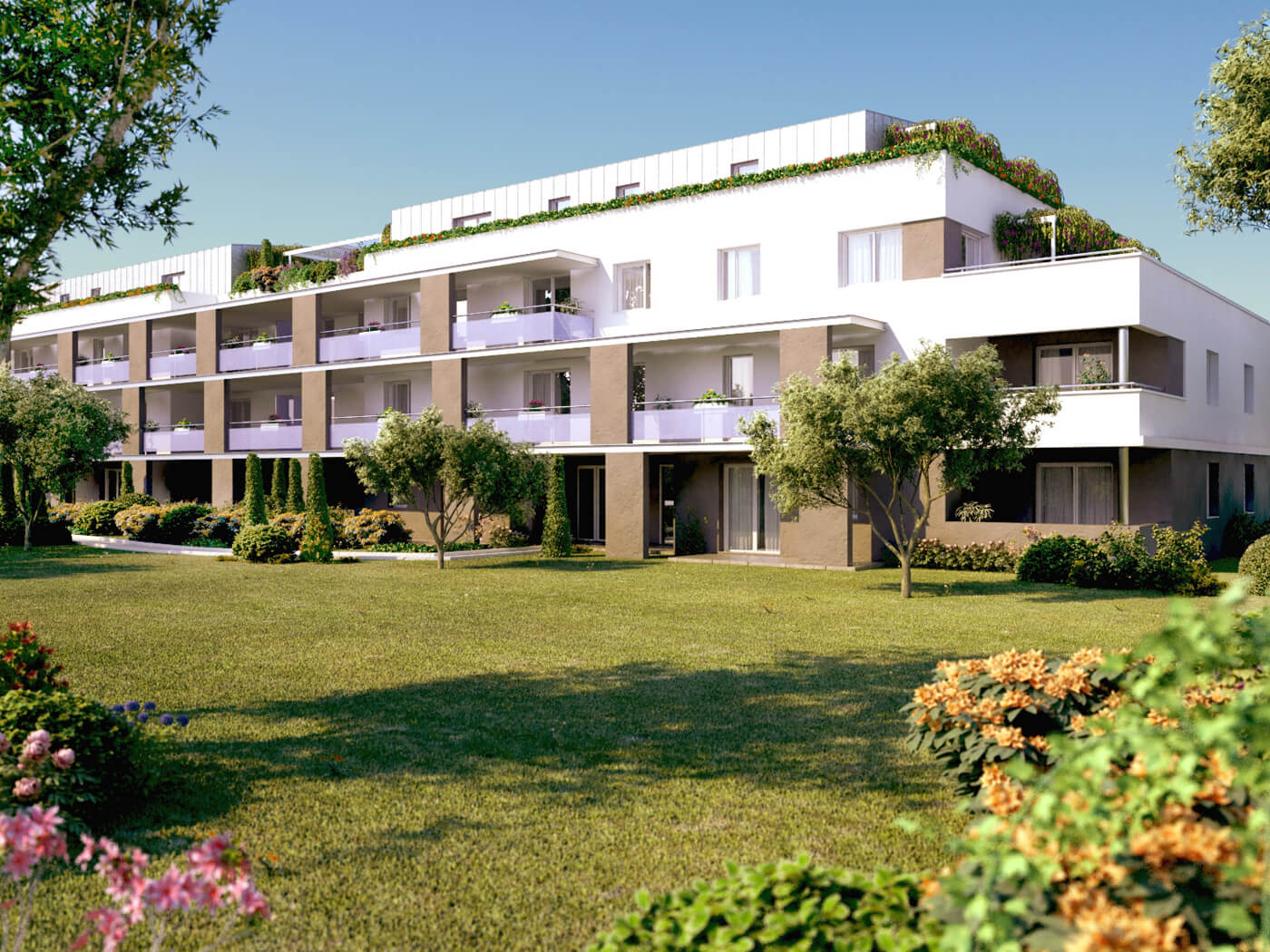 Programme immobilier neuf sc nographik for Programme immobilier neuf