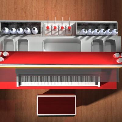 Scenographik - Piano Bar